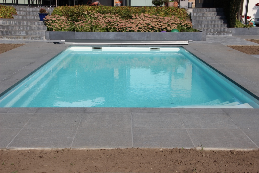 Bouwpakket for Inbouw zwembad rechthoek