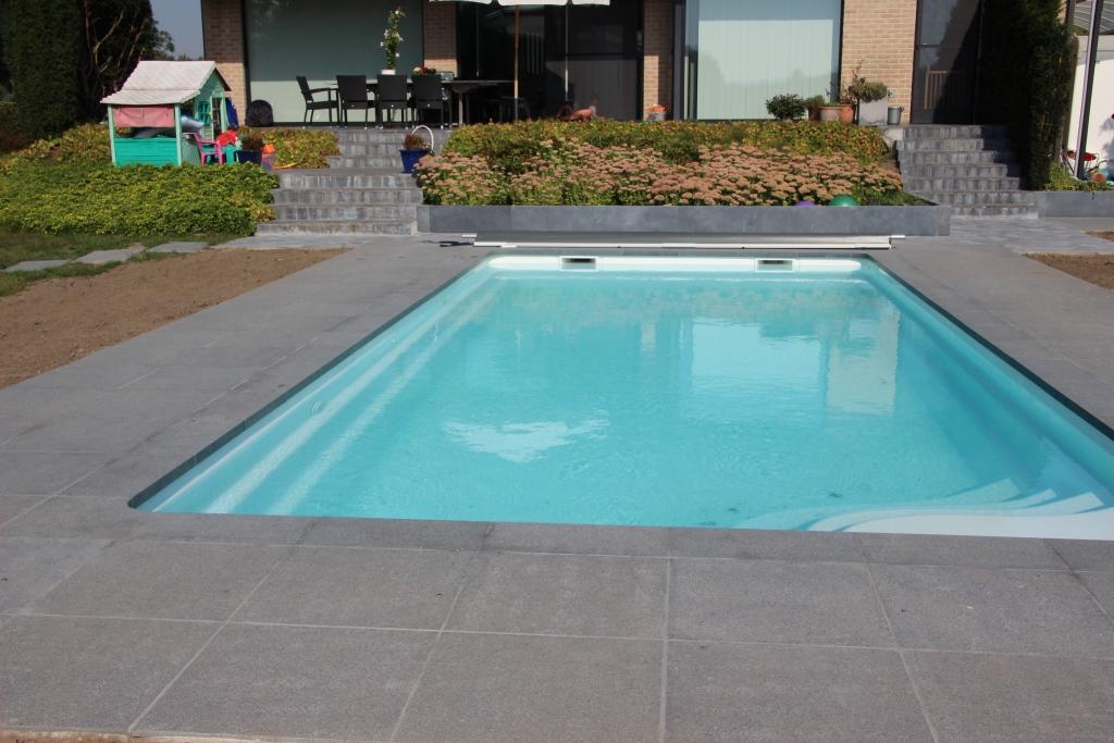 Bouwpakket for Zwembad zelfbouwpakket