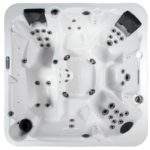 Aquapool - dimension one spas - Latitude