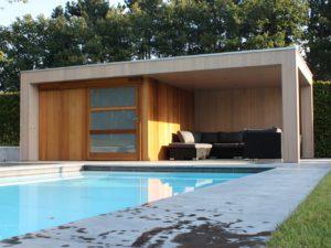 poolhouse monaco van Woodstar