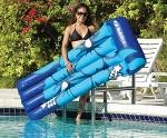 Riviera Float Blauw matras