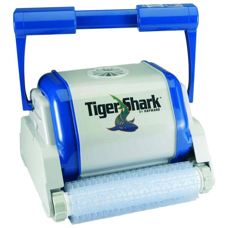 tiger shark automatische zwembadreiniger hayward. Black Bedroom Furniture Sets. Home Design Ideas
