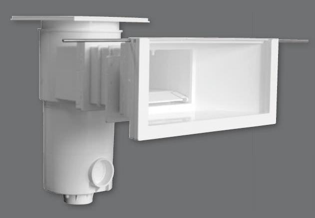 skimmer miroir gekleurd. Black Bedroom Furniture Sets. Home Design Ideas
