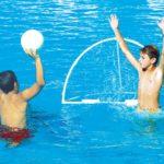 swimline water polo spel