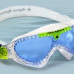 vista junior optique blauw