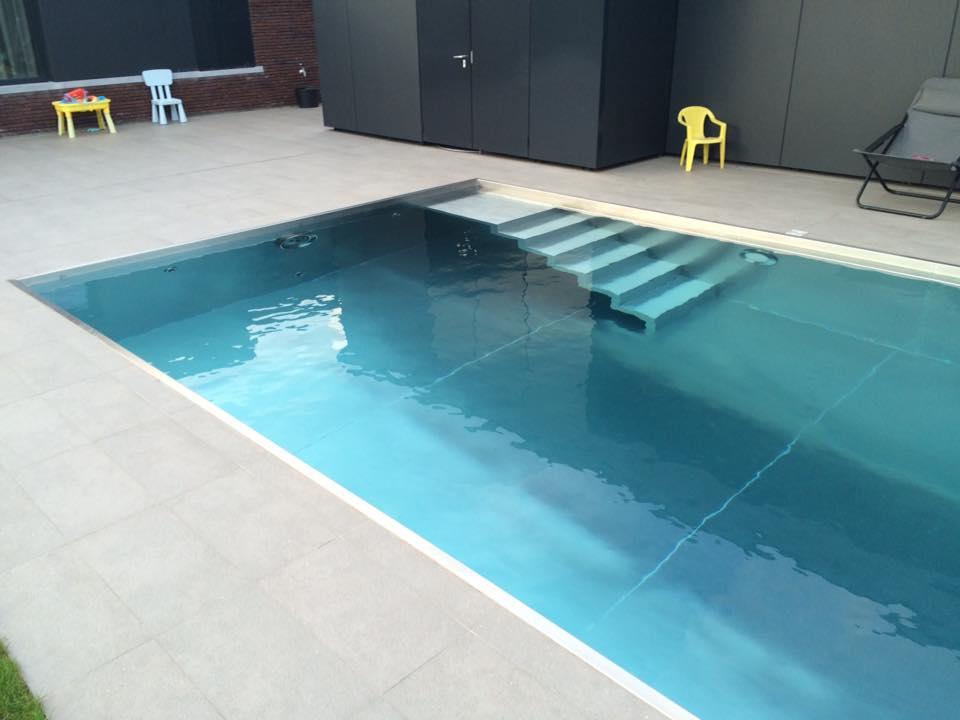Aquapool een zwembad bouwen zonder zorgen het kan for Zwembaden verkoop
