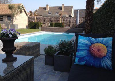 zwembad realisatie Lokeren