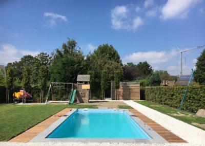 epoxy monoblock zwembad